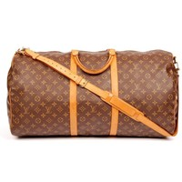 Louis Vuitton Keepall Weekend/Travel Bag 5526