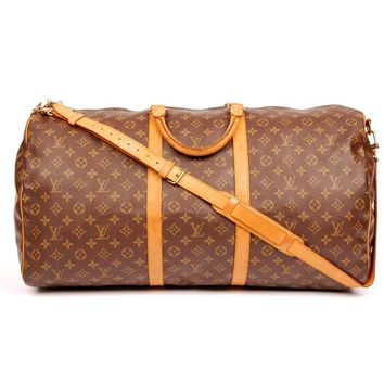 Louis Vuitton Keepall Weekend/Travel Bag 5526 (Authentic Pre-owned)
