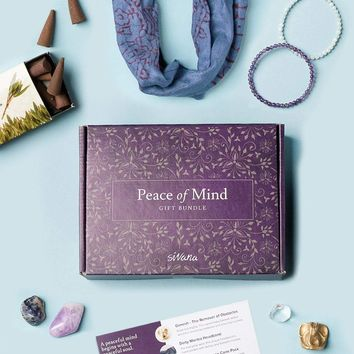Peace of Mind Gift Bundle