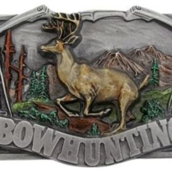 Bow Hunting Buckle