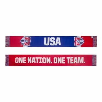 U.S. Soccer One Nation One Team Scarf