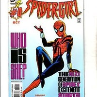 28 COMICS SPIDER-GIRL COMICS WITH #0, #1, #2, #2(VAR) MORE NM TO NM+