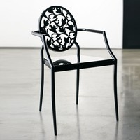Vale Dining Chair with Arms