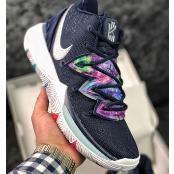 NBA Ready stock Irving 5 Men Running Shoes Sport Shoes Sneaker basketball