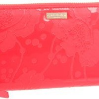 Kate Spade New York Spotted Floral-Lacey  Wallet,Flaise,One Size