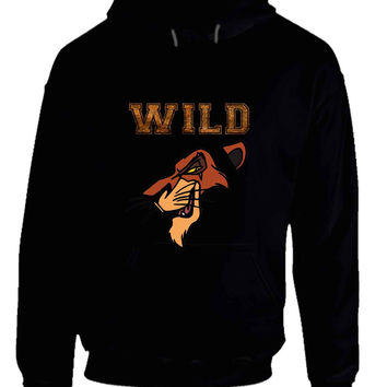 Scar The Wild Lion King Hoodie