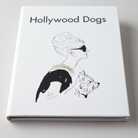"""""""Hollywood Dogs"""" Book - Graphic Image"""
