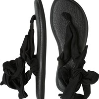 SANUK YOGA SLINGED UP SANDAL