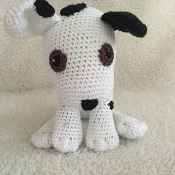 Puppy Spot amigurumi PDF pattern crochet Englisch and Dutch