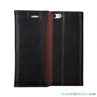 Genuine Leather Wallet - iPhone 6 Case