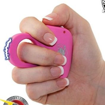 Streetwise Sting Ring 18 Million Stun Gun Discrete Protection Rechargeable