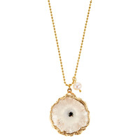 Solar Quartz Gizella Necklace, Pendant Necklaces