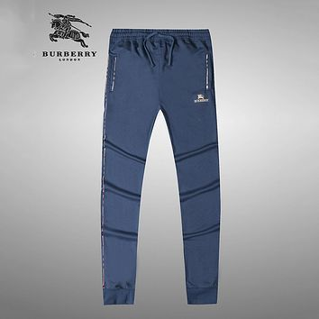 Boys & Men Burberry Casual Pants Trousers