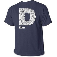 Daddy T-Shirt in Navy