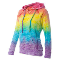 RAINBOW TIEDYE HOODiE  Size S  2XL by ItsCosmatic on Etsy