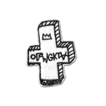 OFWGKTA CROSS PATCH – Odd Future