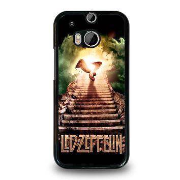 LED ZEPPELIN STAIRWAY TO HEAVEN HTC One M8 Case Cover