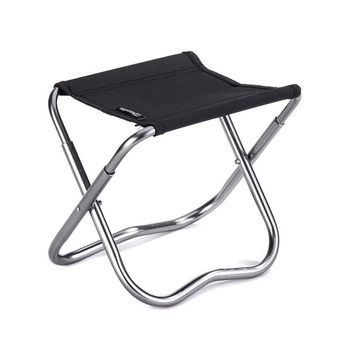 Outdoor Portable Oxford Aluminum Folding Step Stool