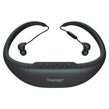 Tayogo Wireless Waterproof MP3 Music Player