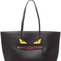 Fendi - Roll Leather Tote
