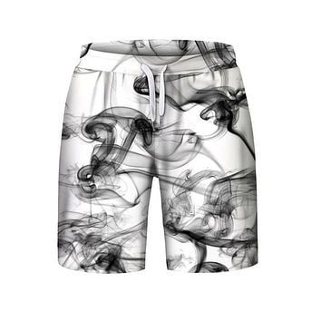 Men's BOARDSHORTS & VEST Punk Style shorts & top for Beach Swim Surf Summer