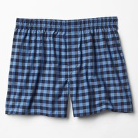 Gap Men Matt Gingham Boxers