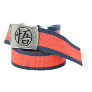 Dragon Ball Z Goku's Symbol Web Belt