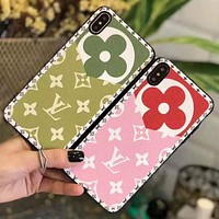 Louis Vuitton LV Chic iPhone Phone Cover Case For iphone 6 6s 6plus 6s-plus 7 7plus 8 8plus iPhone X XR XS XS MAX