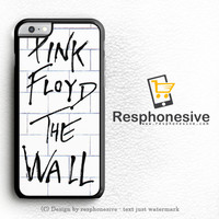 Pink Floyd Rock Band iPhone 6 Case