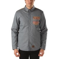 Vans Santa Fe Mountain Edition Shirt Jacket (Navy)