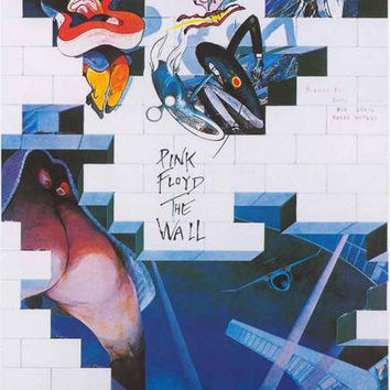 Pink Floyd The Wall Movie Poster 24x34