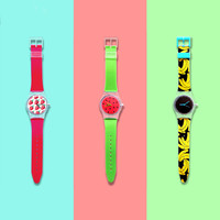 Jelly Fruits Watch