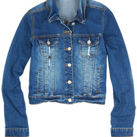 Night Sky Denim Jacket