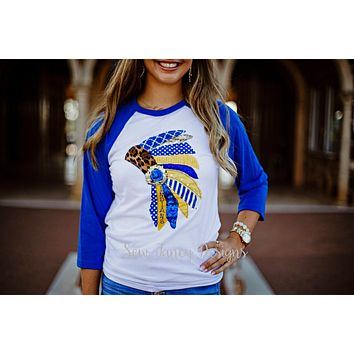 Indian Headdress Spirit Shirt