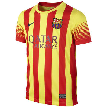 Barcelona Jersey Youth and Boys Sizes 2013 2014