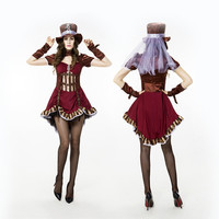 Halloween Cosplay Costume [8979073223]