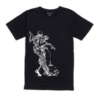DANCE WITH THE DEVIL T-SHIRT BLK