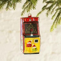 Pac Man Arcade Ornament