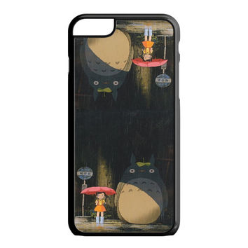 Totoro Face iPhone 6S Plus Case