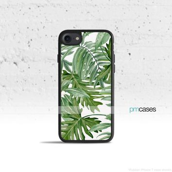 Palm Leaves Phone Case Cover for Apple iPhone iPod Samsung Galaxy S & Note