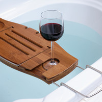 Solutions Stores - Aquala Bathtub Caddy - Natural