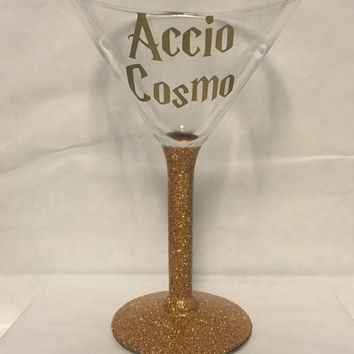 Accio Cosmo inspired by Harry Potter