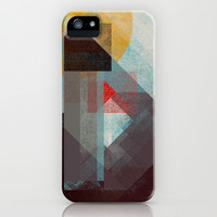 Over mountains iPhone & iPod Case by Efi Tolia