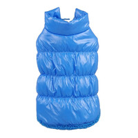 Hot Winter Dogs/Pet/Cat Padded Vest Warm Coats Down Fleece & Polyester Jackets Clothing
