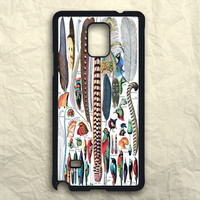 Peacock Feather Samsung Galaxy Note 3 Case