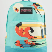 JANSPORT x Disney Pixar Incredibles 2 Family Charge High Stakes Backpack