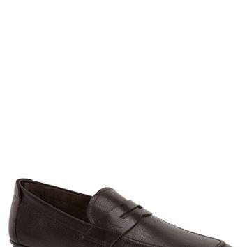 Men's Salvatore Ferragamo 'Nuevo' Penny Loafer,