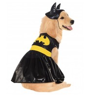 Batgirl Dog Costume by Rubies at BaxterBoo