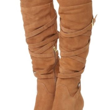 Sable Over the Knee Boots