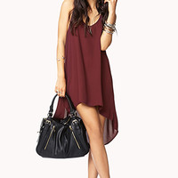 Summer Nights High-Low Dress